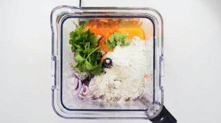 фалафели с моркови