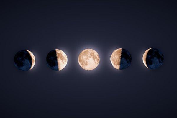 фазите на луната