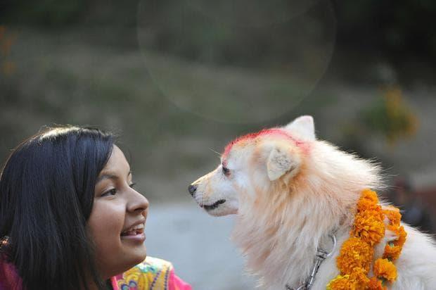 Фестивал в Непал