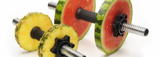 Фитнес и суровоядство