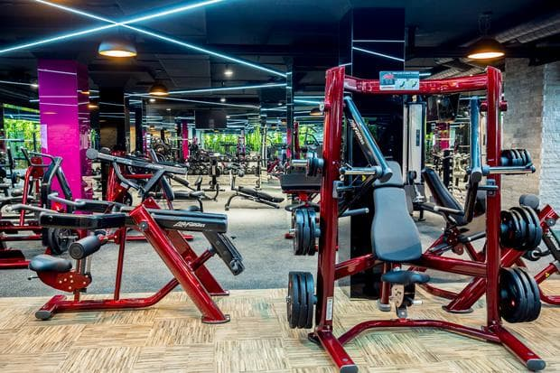 f0e5a441c3e Pulse Fitness DOWNTOWN, гр. София