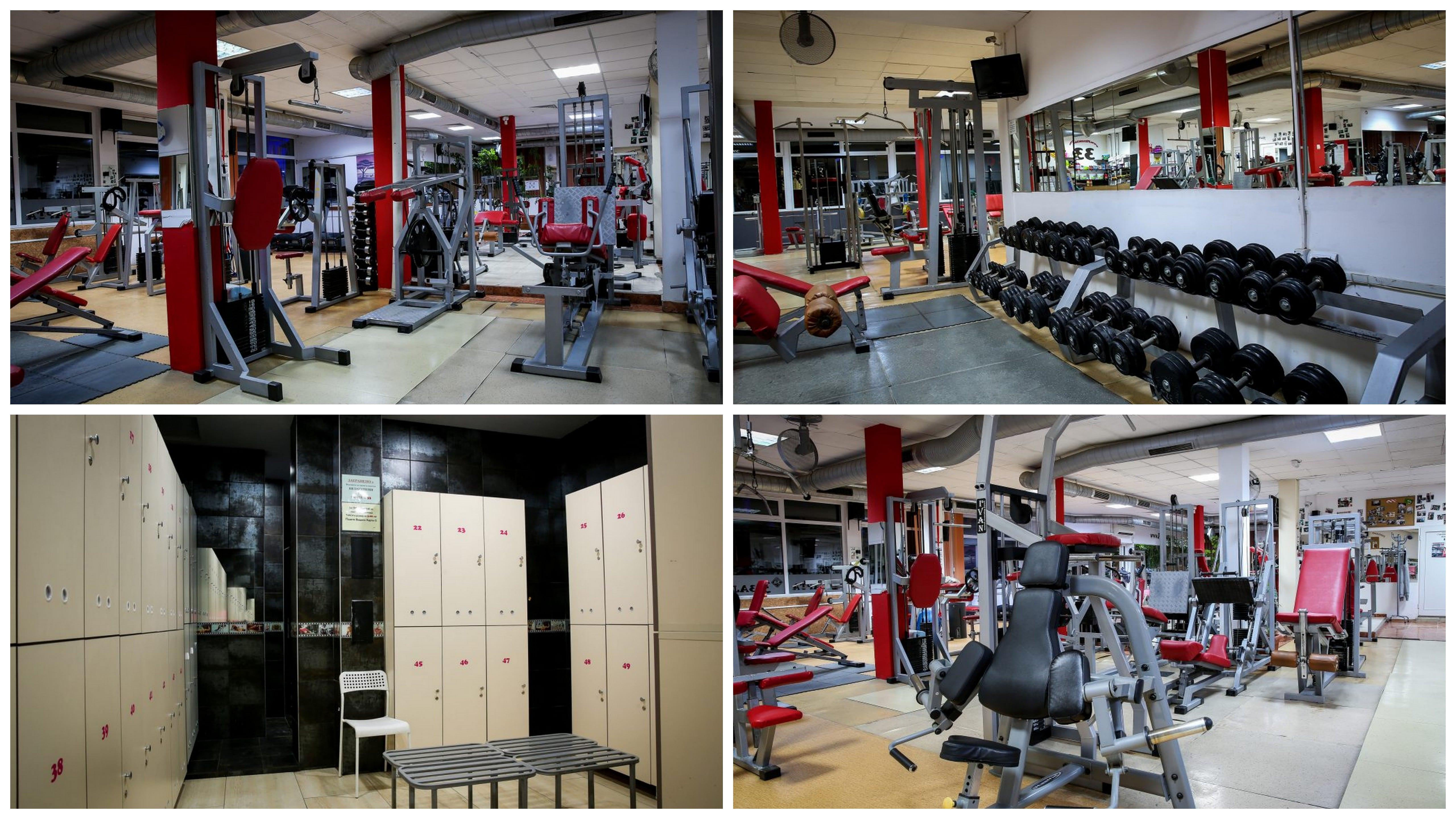 Фитнес зала 33 - Блок 33 Б