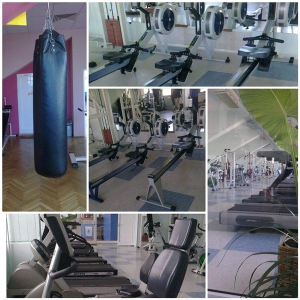 Фитнес зала Академик - София