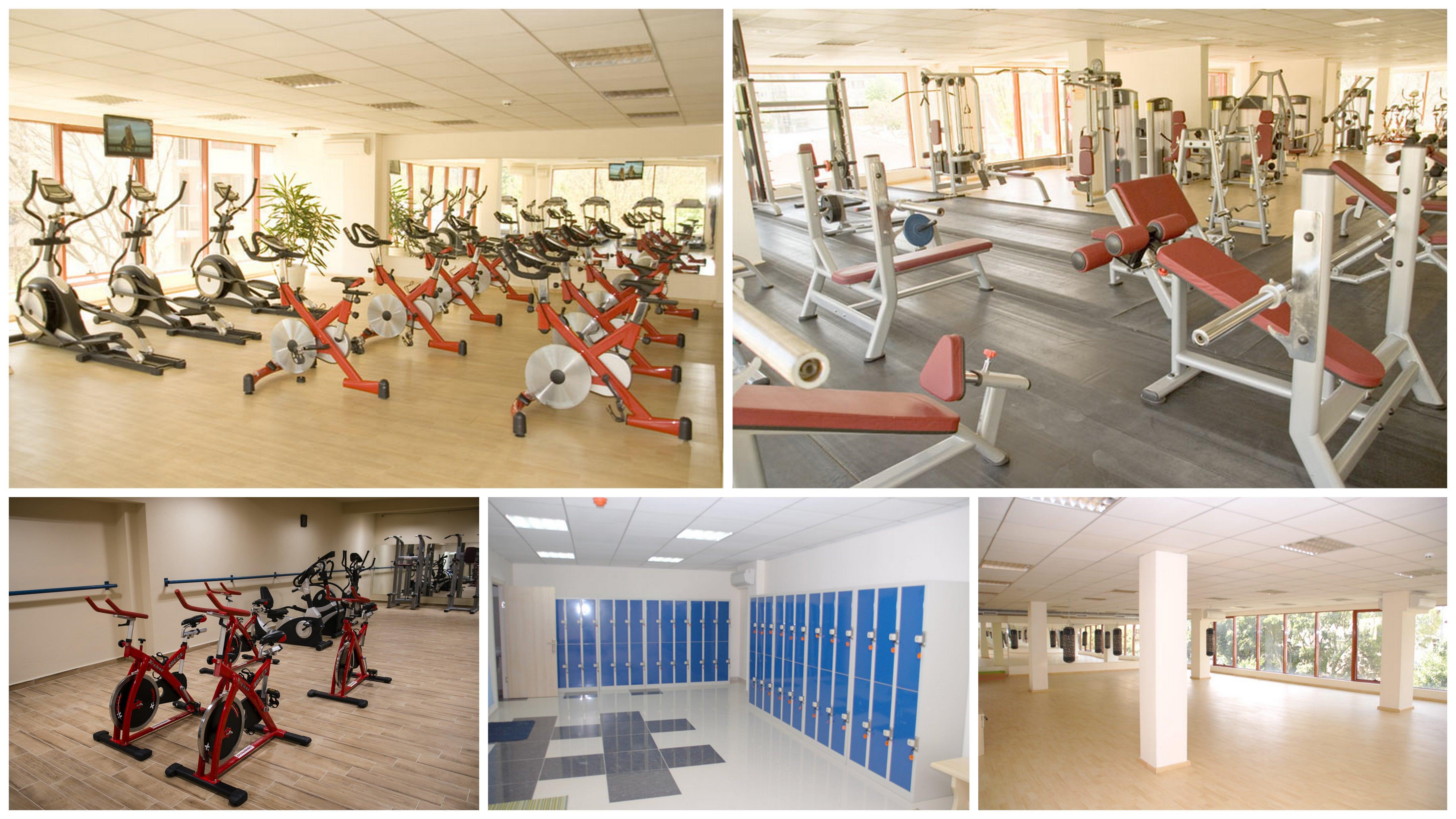 Фитнес център Dynamic, гр. Варна