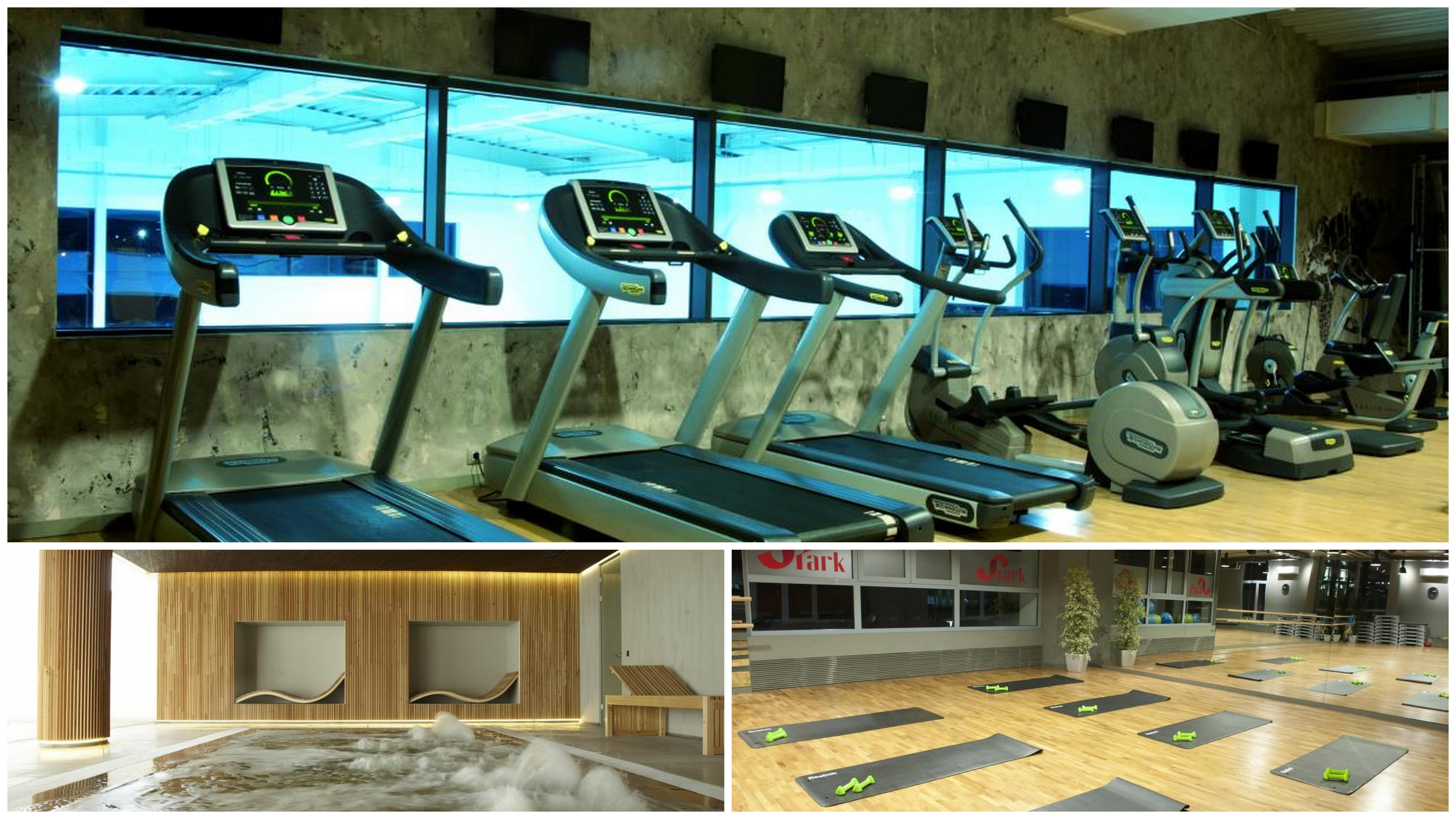 Спортен клуб Spark Fitness & Spa