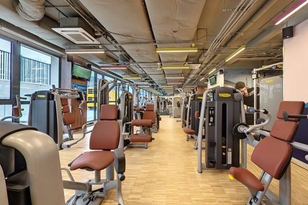 Спортен център Next level - M Plaza, гр. София