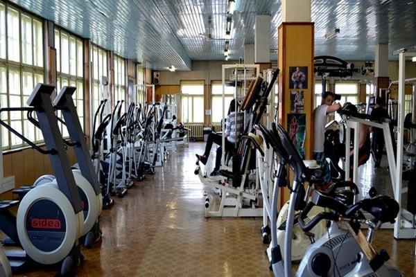 Фитнес център Перла, гр. Пловдив