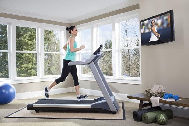 Фитнес у дома - Бягаща пътека