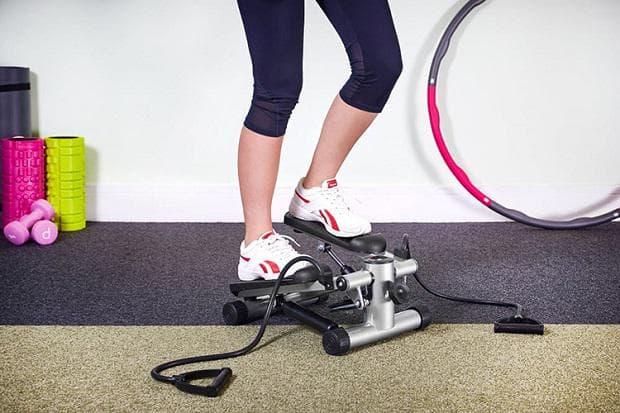 Фитнес у дома - Степер