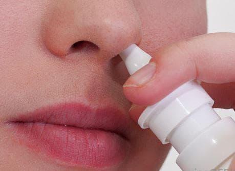Физиологичен разтвор срещу хрема при деца