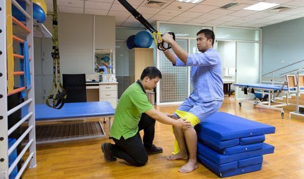 физиотерапия - функционална тренировка