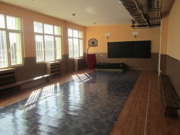 Физкултурен салон, 156 ОУ