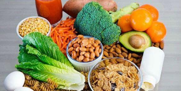 Хранителни източници на фолиева киселина
