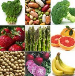 Фолиева киселина - хранителни източници