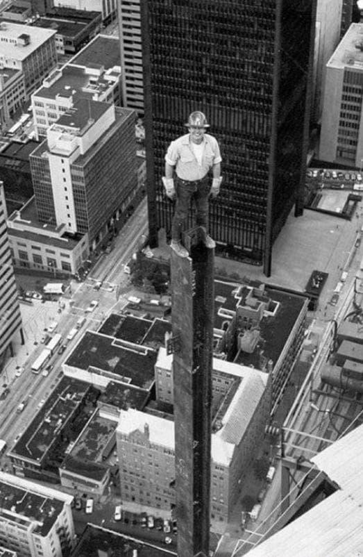 Работник в Ню Йорк
