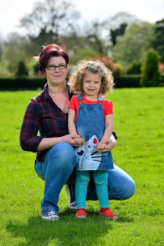 Фрея и майка й