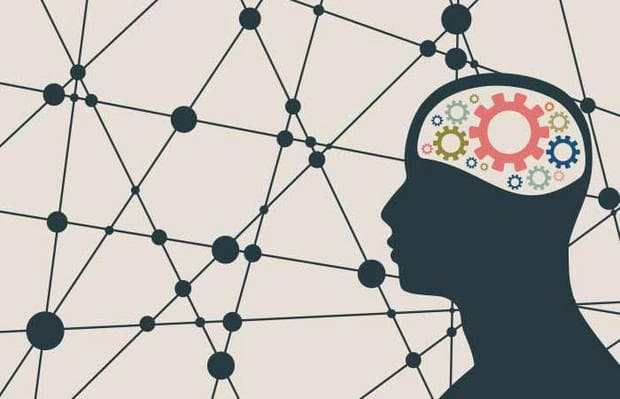 схематично изображение на умствената дейност