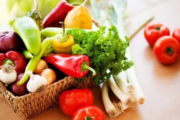 зеленчуци и плодове