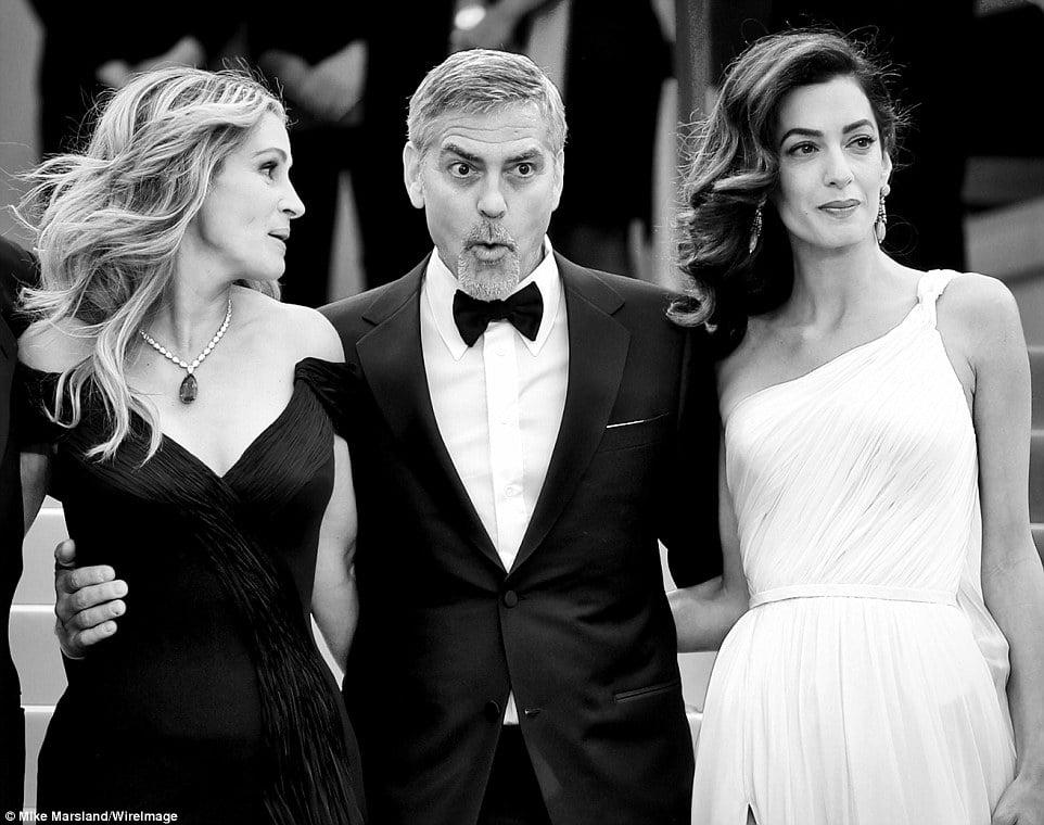 Джордж Клуни - вечната красота и провокация