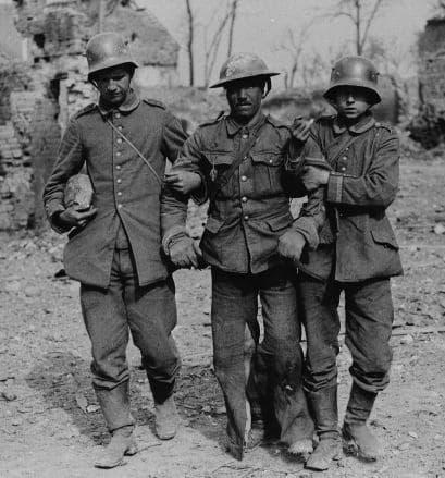 Канадски войници през Първата световна война