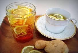 Джинджифил, лимон и мед