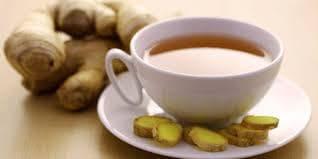 Джинджифил чай