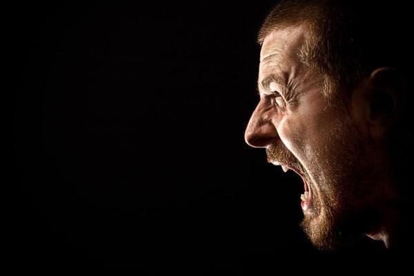Гневни изблици