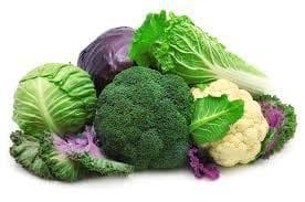 Зеле, броколи, карфиол, ряпа