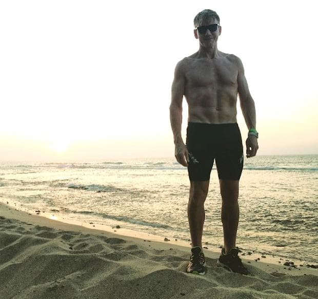 Мисия здраве: Гордън Рамзи свали 30 кг, за да запази брака си