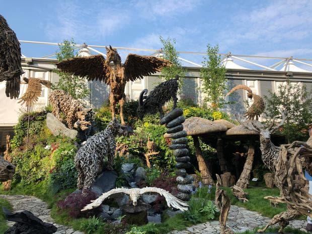 съвременно градинарство