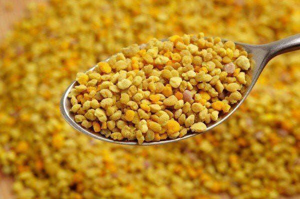 Пчелен прашец на гранули