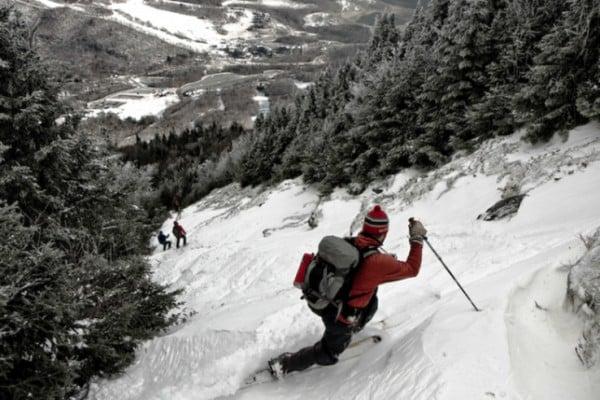 Опасни ски курорти - Пистата Сноубърд в Юта