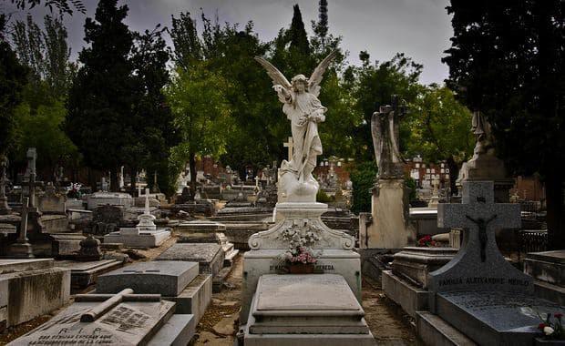 Гробище в Мадрид