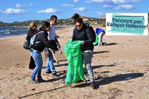 доброволци на гръцкия остров