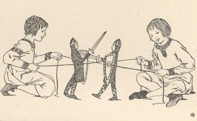 средновековни играчки