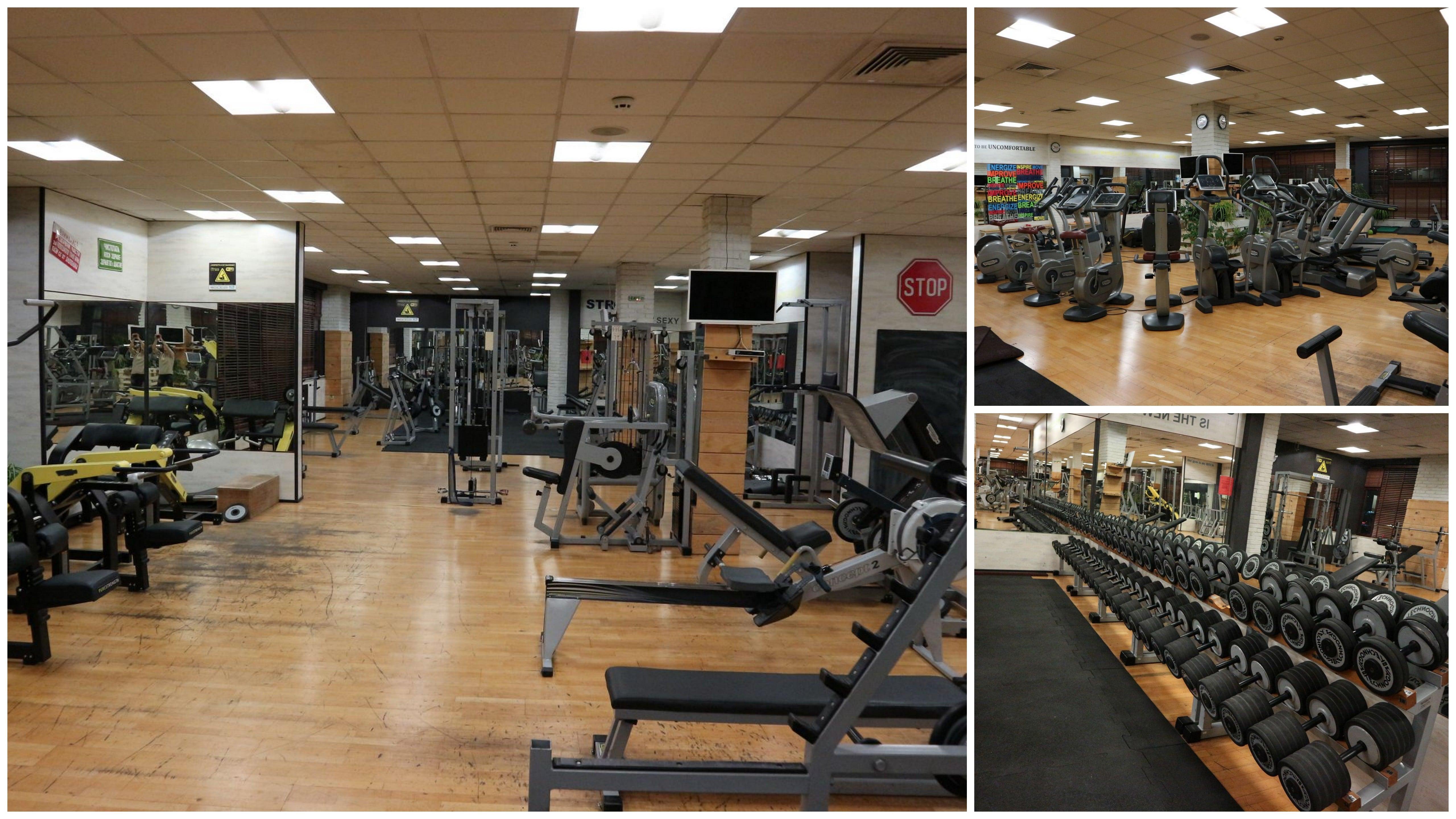 Спортен център Gym Palace, гр. Варна