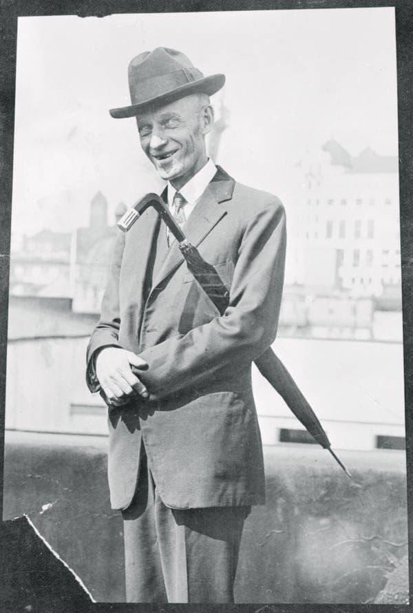 Един от най-известните портрети на Хетфийлд