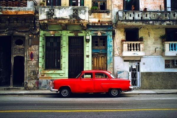 бедност в Куба