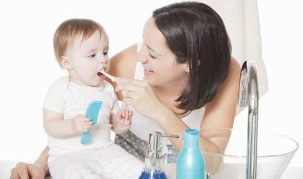 Хигиена при деца