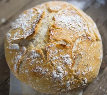 хляб без месене