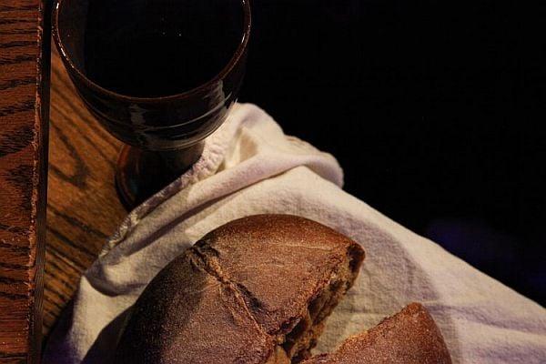 хляб, вино
