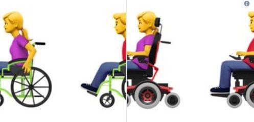 Емотикони за хора с увреждания