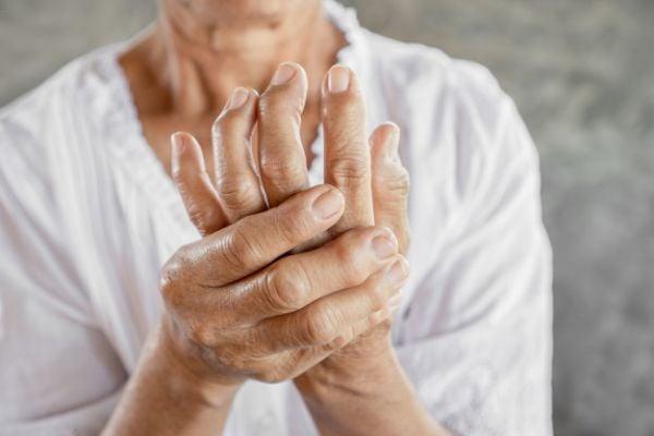 Хранене при тежък ревматоиден артрит.