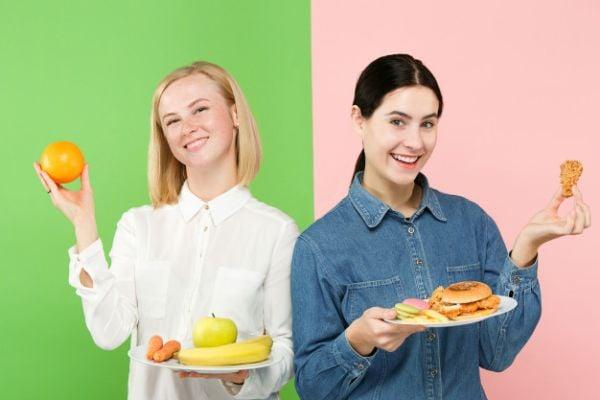 Хранете се правилно като избягвате вредните храни, за да отслабнете.