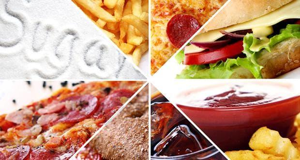 Храни, които трябва да се елиминират при рак