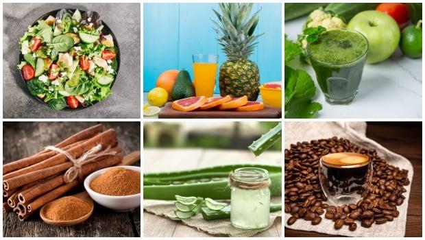 Храни за потискане на апетита