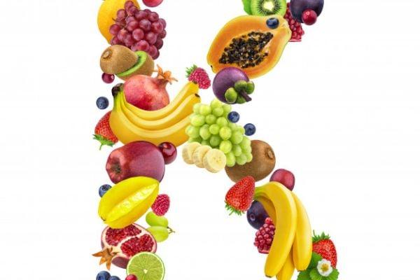 Храни, богати на витамин K1, K2.