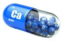 Хранителни добавки при менопауза - калций