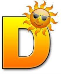 Хранителни добавки при менопауза - витамин D