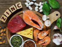 Хранителни източници, богати на цинк